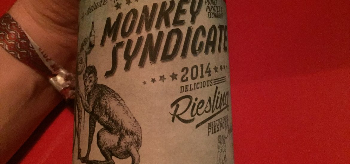 Monkey Syndicate Riesling
