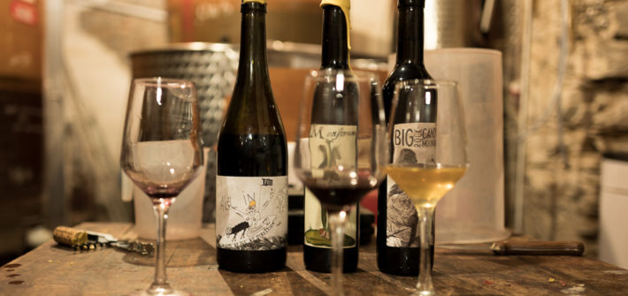 Collectif Anonyme - Weingut in Port Vendres